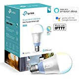 TP-Link LB120 Wi-Fi SmartLight 10W E27 to B22 Base LED Bulb (Tunable White) Compatible with Android, iOS, Amazon Alexa and Google Assistant