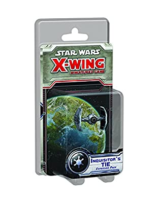Star Wars: X-Wing Inquisitor's Tie Miniature Expansion Pack