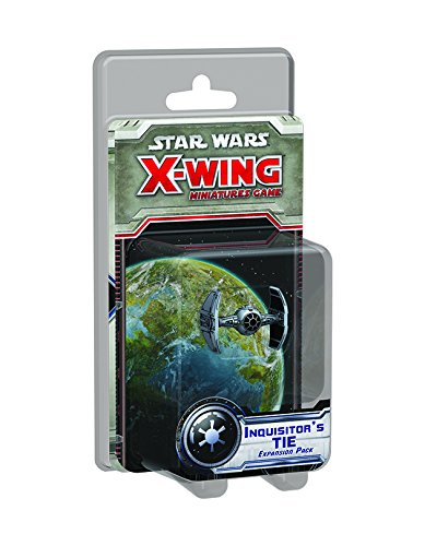 Star Wars: X-Wing Inquisitor's Tie Miniature Expansion (Star Wars Inquisitor)