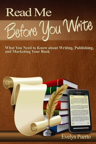 Read Me Before You Write (English Edition) eBook: Evelyn Puerto ...