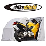 The Bike Shield - Abri/rangement/housse/tente/garage pour moto - Standard (Medium)