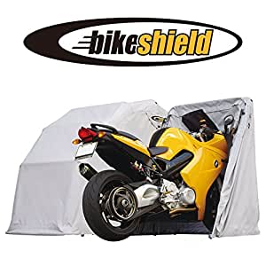 The Bike Shield - Struttura a garage/box protettivo per moto Large (Tourer)