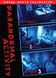Paranormal Activity Trilogy Gift Set (3pc) / (Ws) [DVD] [Region 1] [NTSC] [US Import]