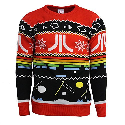 Atari Officiel Pull de Noël – Small