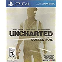 Uncharted: The Nathan Drake Collection TÜRKÇE Ps4 Oyunu