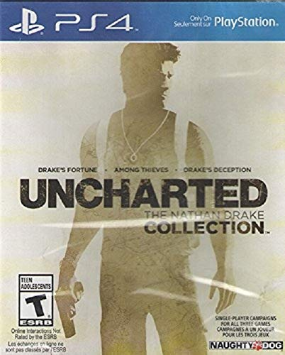Uncharted Collection [Edizione: Regno Unito]