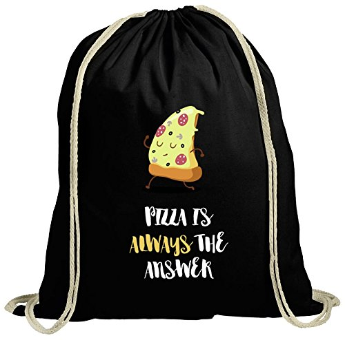 pizza-nerd-natur-turnbeutel-mit-pizza-is-always-the-answer-motiv-von-shirtstreet-grosse-onesizeschwa