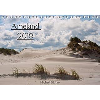 Ameland (Tischkalender 2019 DIN A5 quer): Bilder der Insel Ameland (Monatskalender, 14 Seiten )