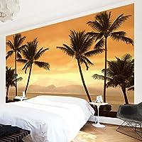 Fotomurale Premium - Caribbean Sunset II - Carta da Parati