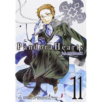 Pandora Hearts: 11