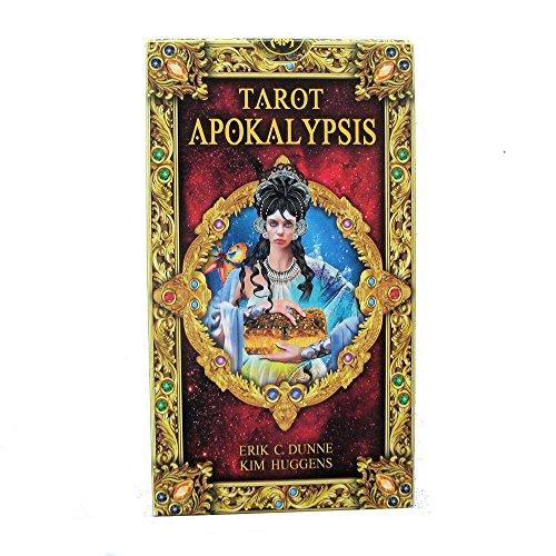 Apokalypsis Tarot por Erik C. Dunne and Kim Huggens, Baraja de 78 cart