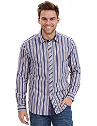 Joe Browns Party Stripe, Chemise Casual Homme