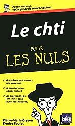 Le Chti'mi Guide de conversation Pour les nuls