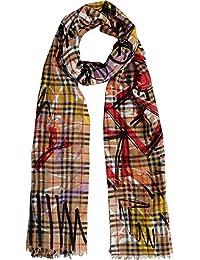 Amazon.fr   BURBERRY - Echarpes et foulards   Accessoires   Vêtements e5ca8413b89