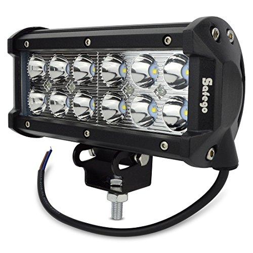 Preisvergleich Produktbild Safego C36W-SP-1 36W LED-Arbeitsleuchte Bar Driving Nebel Lampen