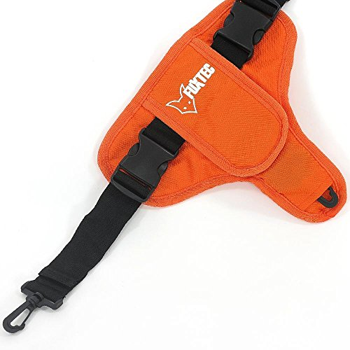 Preisvergleich Produktbild FUXTEC Anschnallgurt für CT-500/CT-700/BW-100/JW76 Orange