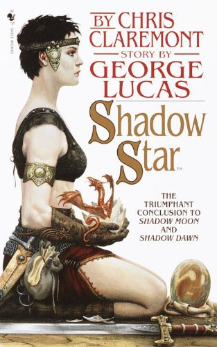 Shadow Star: Third in the Chronicle of the Shadow War (Chronicles of the Shadow War)