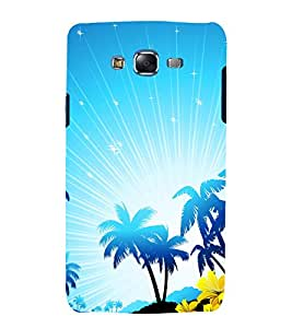 printtech Nature Animated Back Case Cover for Samsung Galaxy Quattro i8552 / Samsung Galaxy Quattro Win i8552