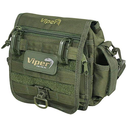 Viper TACTICAL - Pochette Utilitaire Special Ops - 5,4 L - Vert