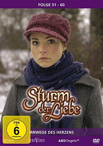 Sturm der Liebe - Folge 051-60: Irrwege des Herzens [3 DVDs]