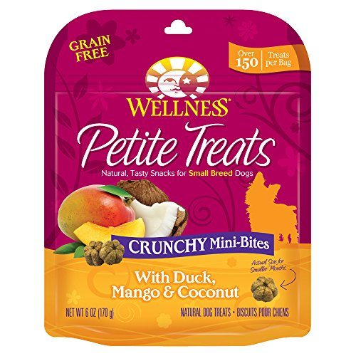 wellness-petite-soft-crunchy-mini-bite-duck-mango-and-coconut-treats-for-dogs-6z