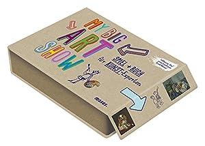 Moses Verlag MY BIG ART SHOW: Spiel und Buch für Kunst-Experten - Inklusive fünf verschiedener Spiel-Ideen!