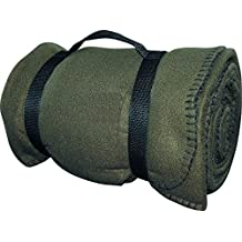 US Army Style Fleece Decke Picknickdecke Schlafdecke Unterlage in verschiedenen Farben