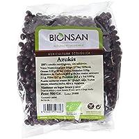 Bionsan Azukis de Cultivo Ecológico - 6 Paquetes de 500 gr - Total: 3000 gr