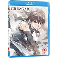 Grimgar Ashes and Illusions - Standard BD
