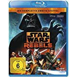 Star Wars Rebels - Die komplette zweite Staffel