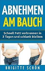 Abnehmen am Bauch: Schnell Fett verbrennen und schlank bleiben