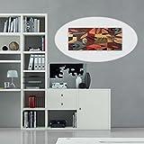 Magnettafel Kunstteppich Retro look 2a traumhaftes Design schickes Wohndesign Magnetwand NEU Magntaf1196