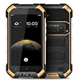 Blackview BV6000 - IP68 Android 6.0 Smartphone Impermeable Antipolvo Antigolpes 3GB de RAM + 32GB con 2,0 GHz 4,7 pulgadas Gorilla Glass 3 Amarillo