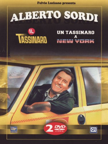 Bild von Il tassinaro + Un tassinaro a New York [2 DVDs] [IT Import]