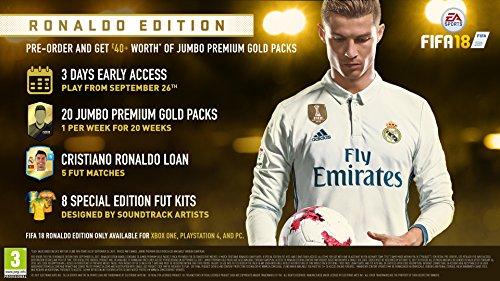 FIFA 18 Ronaldo Edition galerija