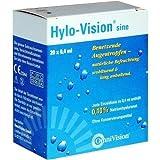 Hylo-Vision sine EDO Augentropfen, 20x0,4 ml