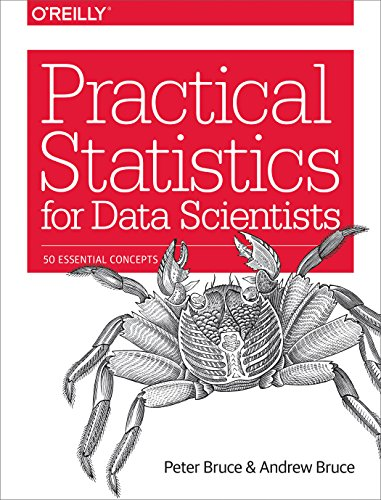 Practical Statistics for Data Scientists: 50 Essential Concepts (English Edition)