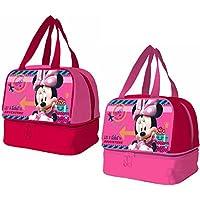 Minnie Mouse Bolsa portameriendas con Base