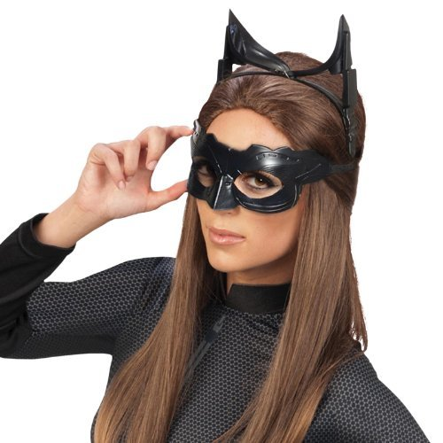 The Dark Knight Rises Catwoman Accessoire Kit (Catwoman Kostüme Maske)