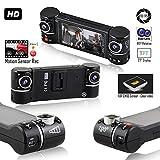 """Indigi FHD 1080P Dash Cam 2.7"""" Car Camera with Motion Detecting G-Sensor"""