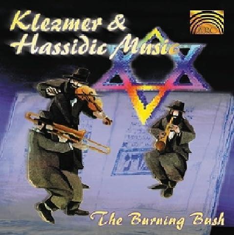 Klezmer & Hassidic Music by Burning Bush (2000-01-01)