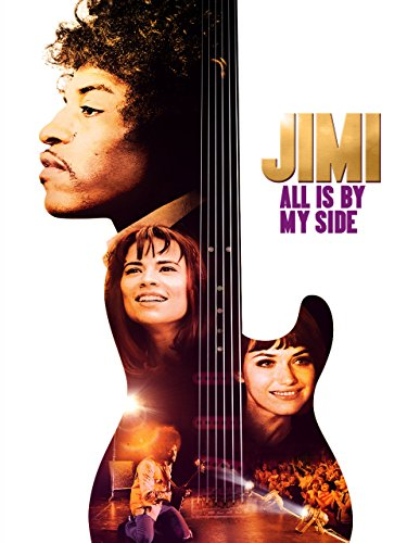 Jimi: All Is By My Side Cover