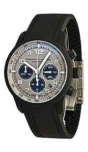 Porsche Design Dashboard Chronograph Automatic Black Titanium Mens Watch Calendar 6612.17.54.1190/3