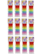 Parteet New Stack Pencil Set- for Birthday Party Return Gifts for Kids