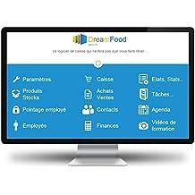 DreamFood - Logiciel de caisse restaurant, restauration rapide