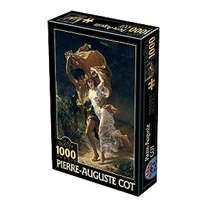 Unbekannt D de Toys 2-Puzzle 1000Pierre Augustus Cot