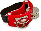 LP Latin Percussion Foot Tambourine