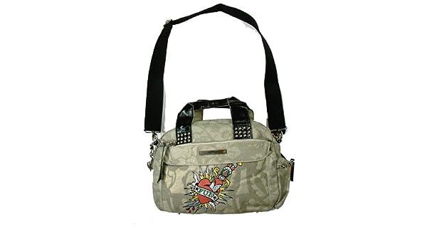 8219b18491 NEW ED HARDY SHOULDER BAG