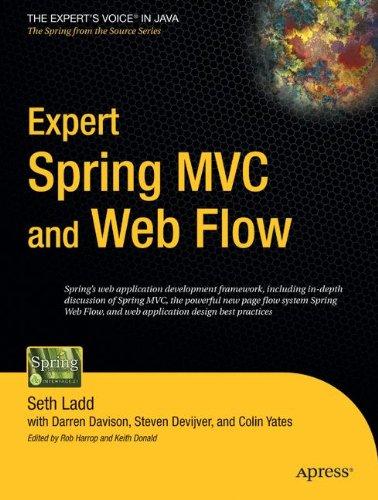 Expert Spring MVC and Web Flow por Seth Ladd