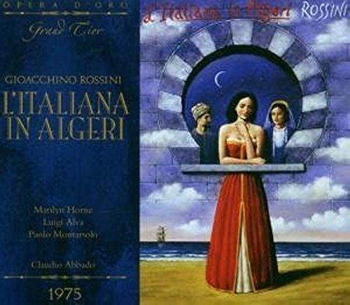 dc0667627da7 Rossini : L'italiana in Algeri. Horne, Alva, Dara, Abbado.